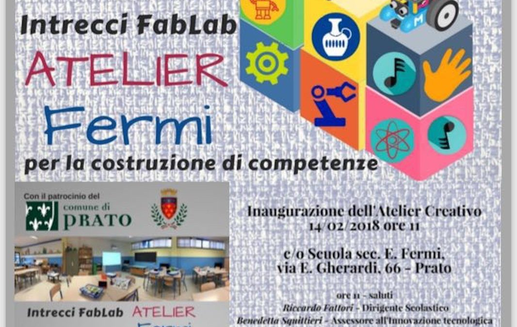 Atelier Creativo IC Prato Nord